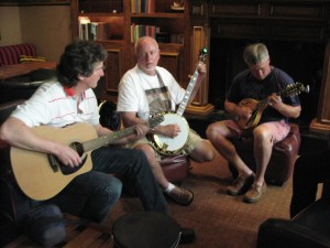 Music at Weekend With The Masters, Monterey, September 7- 10, 2011