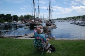 Beautiful Camden Harbor !